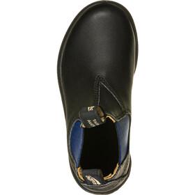 Blundstone 580 Leather Boots Kids, black/blue